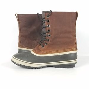 Sorel Men 1964 Premium Waterproof Snow Boot size 1